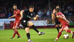 """Baluta a impresionat la primul meci pentru Brighton! Declaratia antrenorului nu lasa loc de interpretari: """"Se vede calitatea lui!"""""""