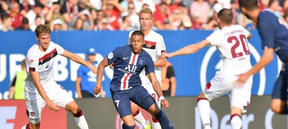Faza GENIALA a lui Mbappe la ultimul meci al lui PSG! Ce a putut sa-i faca unui adversar la golul campioanei Frantei