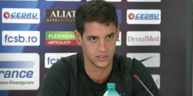 Moutinho si Salomao, gata de debutul pentru FCSB! Ce a spus Salomao despre derby-ul cu Dinamo si situatia de la fosta echipa:  Nu e nicio presiune pentru mine!
