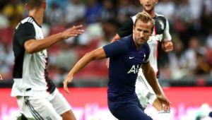 GOL FABULOS de la centrul terenului pentru Harry Kane in super amicalul cu Juventus! VIDEO: cum a marcat