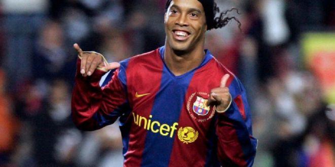Ronaldinho a facut cel mai tare 11 posibil din fotbal, iar Cristiano Ronaldo nu a prins echipa