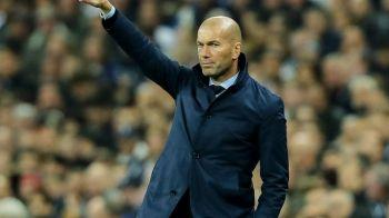 """Singurul jucator BLOCAT personal de Zidane la Real! """"Galacticii"""" au refuzat 6 OFERTE diferite pentru el"""