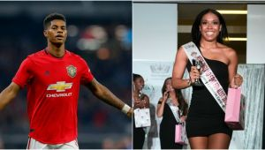 Cum arata sora lui Marcus Rashford, atacantul minune de la Man. United. E in finala la Miss Anglia. FOTO
