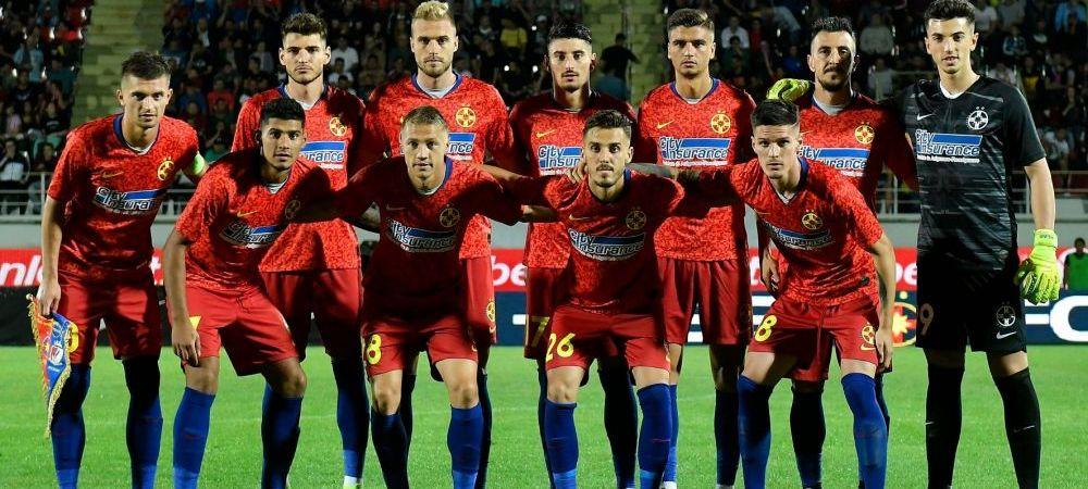 EXCLUSIV! FCSB a mai renuntat la doi jucatori! Unde au fost trimisi dupa sosirile lui Moutinho si Salomao