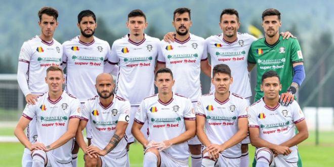 Meci NEBUN la prezentarea Rapidului pentru noul sezon: 3-3 cu Hapoel Haifa! Giulestenii au condus cu 2-0, apoi au fost DISTRUSI de greseli imense