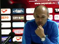 """SEPSI - FCSB 0-0   Bogdan Andone a izbucnit dupa egalul de la Sfantu Gheorghe: """"Nu se vrea performanta sau sunt alte interese!"""" Ce l-a nemultumit"""