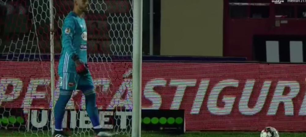 """SEPSI - FCSB 0-0   Eroul care a oprit-o pe FCSB nu stie cum a reusit: """"N-am idee cum am oprit acea minge!"""" Mesajul pentru fostul antrenor, Eugen Neagoe"""