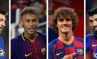 Declaratia care ii inchide usa lui Neymar la Barcelona. Lovitura neasteptata primita de brazilian