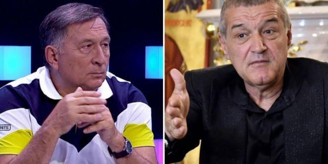 Gigi Becali, dialog  aprins  cu Ion Craciunescu:  Asta e mentalitate de C.A.P  /  Cu cine vorbiti dumneavoastra?