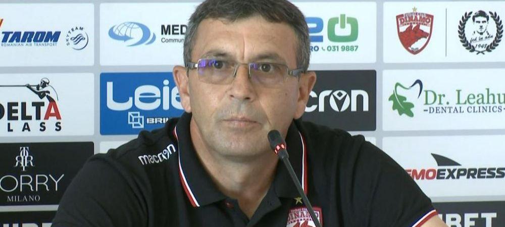 Neagoe, ofertat de CFR Cluj! Campioana ii propune antrenorului lui Dinamo sa mearga langa Dan Petrescu!