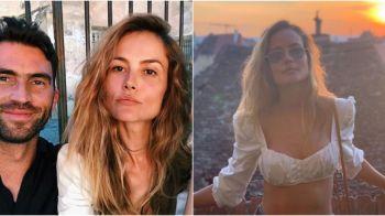 """""""Pace, frumusete, paradis!"""" Ce a postat iubita model a lui Horia Tecau despre Romania. FOTO"""