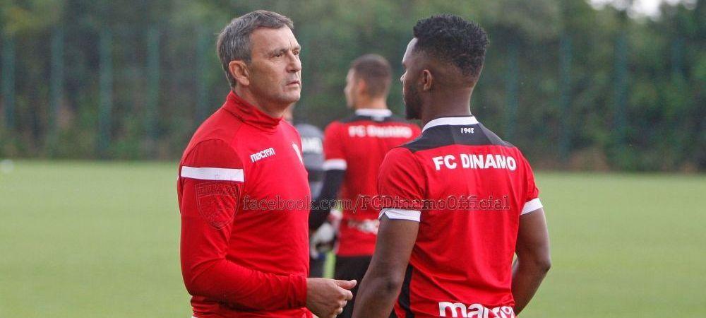 Surpriza momentului la negocierile pentru banca lui Dinamo! Nume nou pe lista pentru inlocuirea lui Neagoe