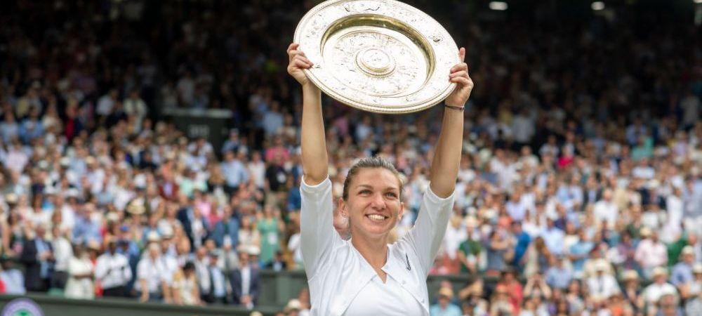 Simona Halep, aproape de cea mai importanta distinctie din tenis! Romanca a impresionat o legenda a acestui sport