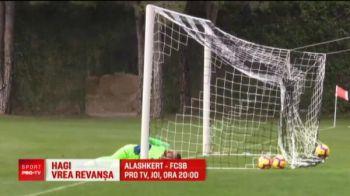 """Viitorul a plecat in Belgia fara Hagi! Vor avea un sustinator surpriza in tribune la meciul cu Gent: """"Cel mai probabil va fi acolo"""""""