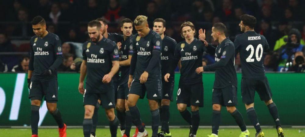 """""""A mers direct la spital""""! LOVITURA pentru Zidane! Un titular s-a """"rupt"""" si poate sa nu mai joace tot anul! A suferit o accidentare teribila"""