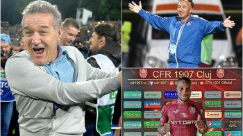 FCSB a investit cel mai mult, CFR-ul a tinut de banii castigati odata cu titlul! Suma ridicola investita de cluburile din Liga 1 in aceasta perioada de transferuri