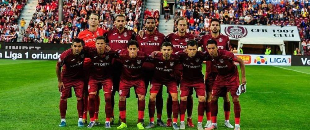 CFR CLUJ - MACCABI Tel Aviv, LIVE TEXT 21:00 | Clujenii vor in grupele Champions League! Echipele probabile