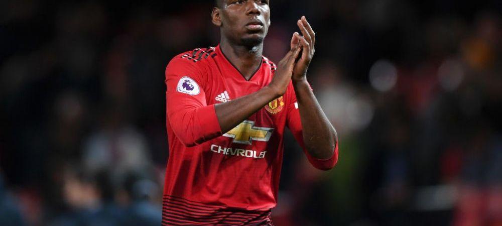 Manchester United a batut palma pentru transferul de 80.000.000 euro al inlocuitorului lui Pogba! ULTIMA ORA: francezul campion mondial, cale libera catre Real?!