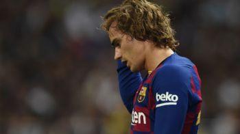 Atletico ii BLOCHEAZA dreptul de joc lui Griezmann la Barcelona! Madrilenii le declara RAZBOI catalanilor