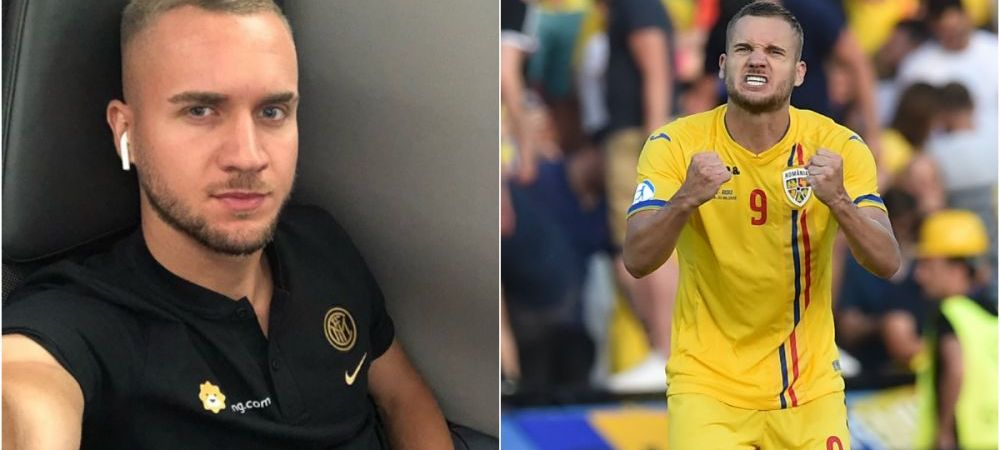 Italienii i-au dat nota lui Puscas dupa golul marcat impotriva lui Juventus! Cat a primit romanul si ce au scris despre prestatia lui