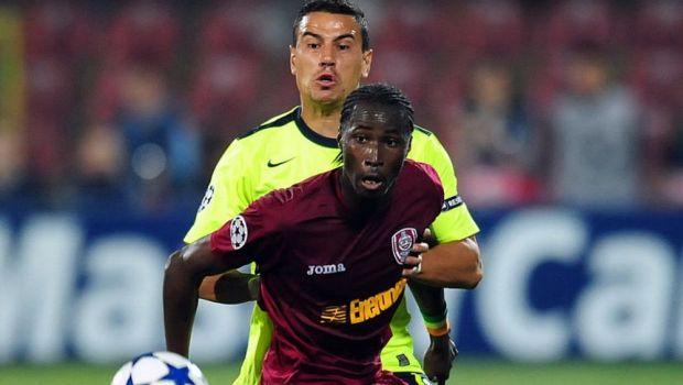 """Transfer BOMBA facut de CFR Cluj inainte de duelul cu Maccabi! Lacina Traore a confirmat revenirea: """"Vreau sa joc in Champions League!"""""""