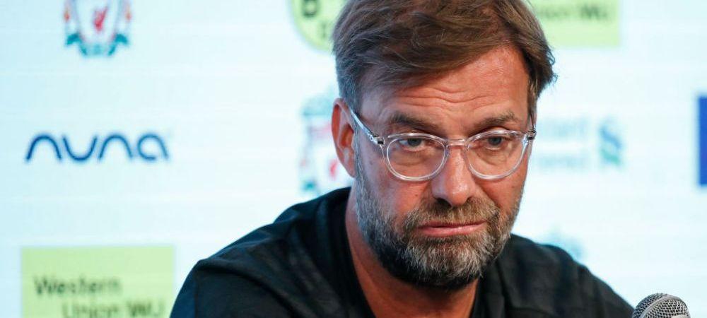 Lovitura crunta pentru Jurgen Klopp! Un jucator de la Liverpool a suferit ruptura de ligamente si nu mai joaca in 2019