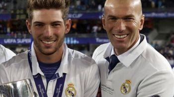 Pentru ce nationala a ales sa joace Luca Zidane, fiul omului care a scris istorie pentru Franta! El a evoluat pana acum pentru toate nationalele de juniori ale Frantei