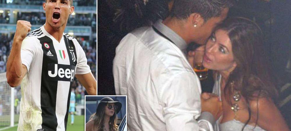 Ronaldo nu scapa de acuzatiile de viol! Katherin Mayorga ii cere 200 de MILIOANE dolari la tribunal
