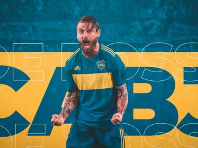 """""""A VENIT GLADIATORUL"""" Daniele De Rossi a ajuns la noua echipa, iar fanii au luat-o razna inca de pe aeroport! Unde vrea sa-si incheie cariera"""