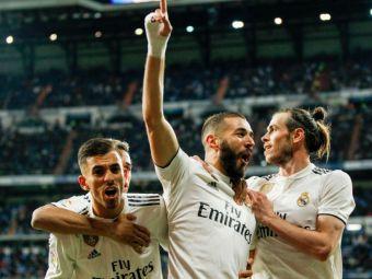 OFICIAL! Real Madrid a renuntat la un jucator! Anuntul facut in urma cu cateva clipe