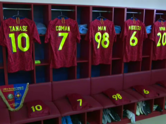 Noile achizitii de la FCSB si-au surprins imediat colegii din vestiar! Vina, Salomao si Moutinho au un lucru in comun! VIDEO