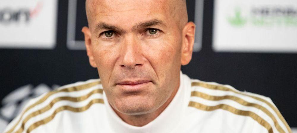 Rasturnare de situatie in cazul lui Bale? Zidane a surprins pe toata lumea cu ultima declaratie