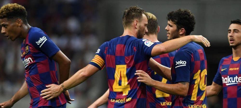 BREAKING NEWS | Si-a reziliat contractul cu Barcelona in urma cu putin timp! Anuntul oficial facut de club