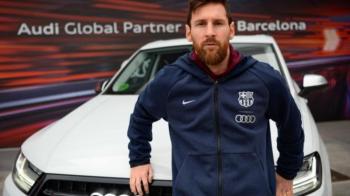 """""""Alo, Messi? Te rugam sa ne aduci inapoi masina!"""" Motivul pentru care argentinianul ramane fara bolidul de lux, de 400 cai: FOTO"""