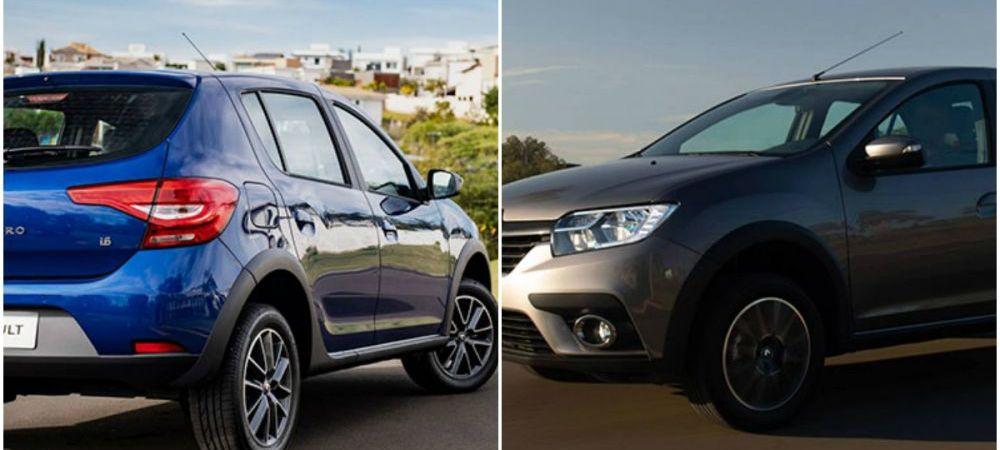 Dacia Sandero 2020, primele imagini OFICIALE! Renault relanseaza Stepway si Logan. MEGA GALERIE FOTO