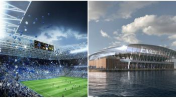 Everton isi schimba stadionul dupa 127 de ani! Cum va arata arena ULTRA moderna de 600 milioane euro! FOTO