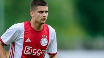 """Razvan Marin i-a cucerit pe olandezi! """"Am inceput deja sa invat filosofia clubului""""! Cuvintele care i-au impresionat pe cei de la Ajax"""