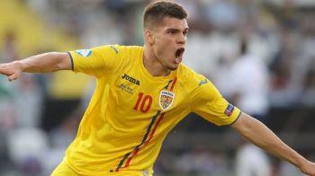 """Belgienii, ploaie de laude pentru Ianis: """"Ce intrare si-a facut!"""" Pana si turcii s-au uitat la meciul lui Hagi: """"Gol de 3 puncte in 2 minute!"""""""