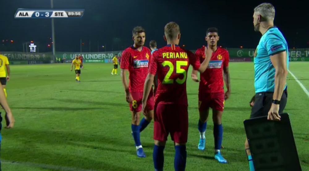 FCSB il are deja pe noul Pintilii! Cine e juniorul care a debutat cu Alashkert