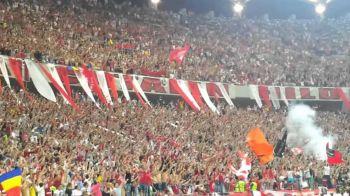 VIDEO |Fanii dinamovistii, controlati SEVER la intrarea pe stadion inainte de meciul cu CFR! Au venit cu tricouri negre fara insemne cu DINAMO