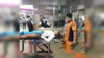 Tragedie la Mondialul de natatie! Sunt doi morti dupa ce un balcon s-a prabusit! Reactia Cameliei Potec