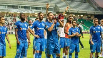 Craiova - Chindia Targoviste 1-0 | Craiova urca pe locul 2 in Liga 1! Roman a marcat la prima actiune din repriza a doua