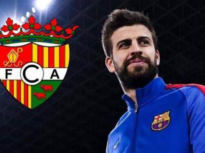 """Pique a cumparat si al doilea club! Fundasul Barcelonei a devenit patron la inca o echipa si are planuri mari pentru """"viata de dupa Barca"""""""