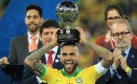 """""""Caut echipa! Unde imi pot depune CV-ul?"""" Dani Alves isi cauta contract nou pe INTERNET! Brazilianul este cel mai titrat jucator din fotbalul mare"""