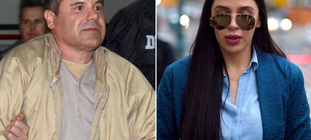 Decizia incredibila luata de sotia lui El Chapo dupa ce a aflat ca traficantul nu va mai iesi in viata din inchisoare!