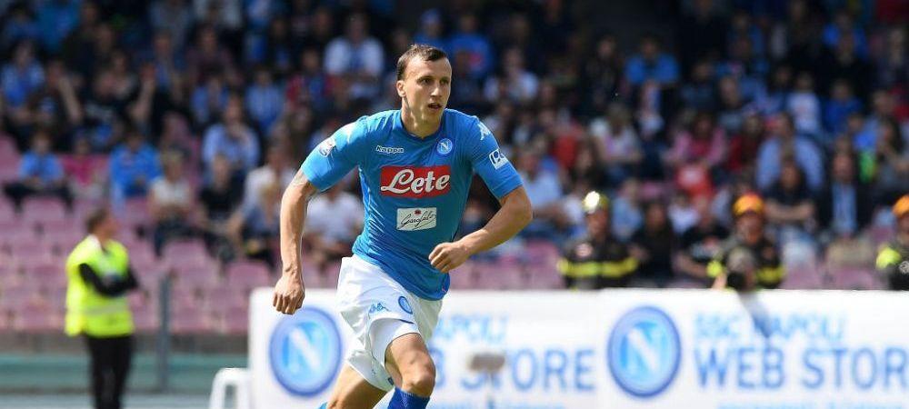 VIDEO | Napoli A UMILIT campioana Europei! Chiriches a jucat si a fost unul dintre cei mai buni jucatori