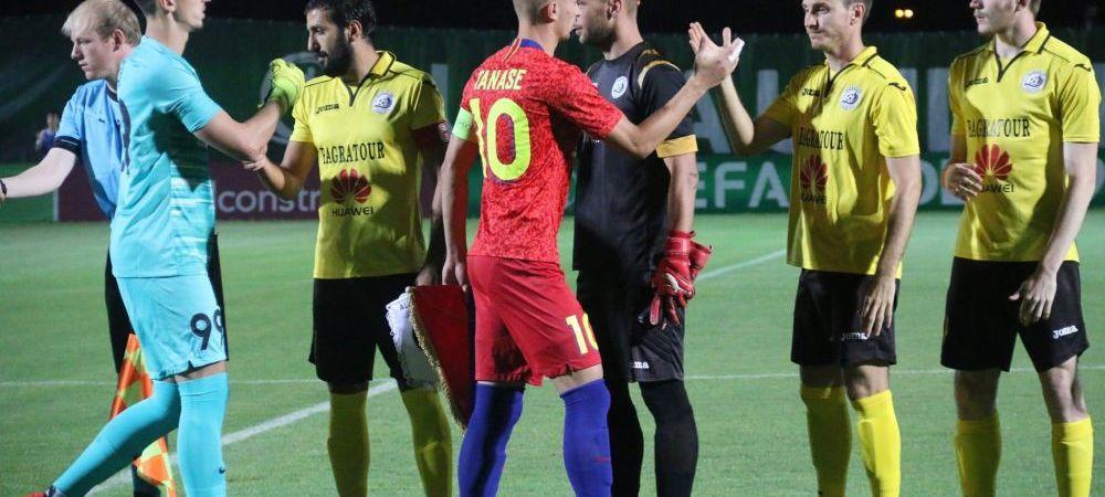 """SURPRIZA la care Andone nu mai spera: are in sfarsit un fundas stanga! """"Va juca joi in Europa League!"""" Cum ar putea arata FCSB la returul cu Alashkert"""
