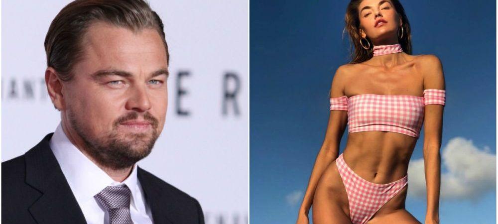 Leonardo DiCaprio a dat lovitura! S-a cuplat cu Alina, modelul cu picioare nesfarsite. FOTO