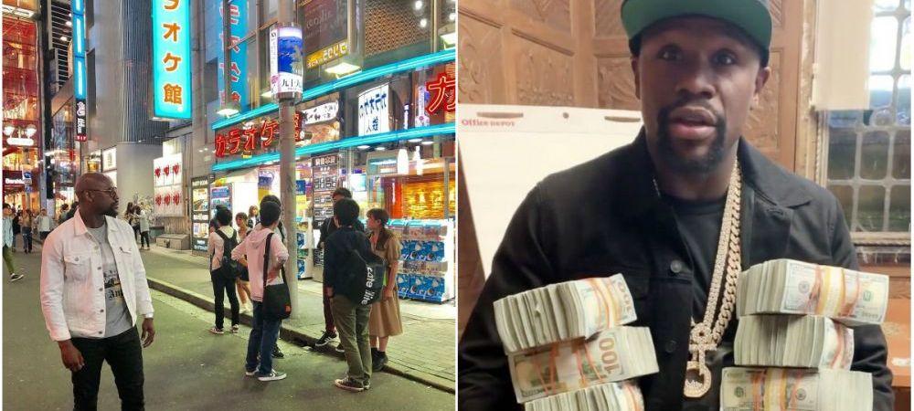 Floyd Mayweather da o noua lovitura! Chinezii ii dau un MUNTE de bani ca sa-i antreneze pentru Jocurile Olimpice din 2020!