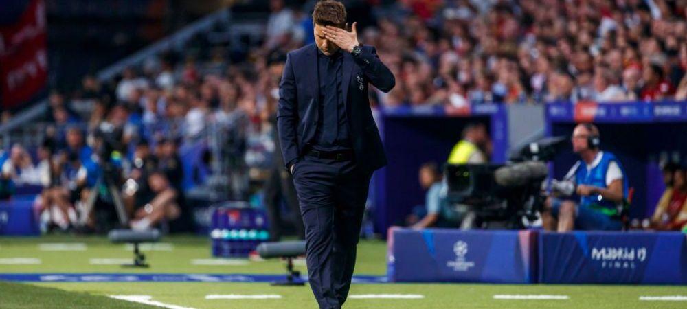 """""""Am stat 10 zile inchis in casa! Durerea a fost uriasa!"""" Confesiunea lui Mauricio Pochettino, dupa infrangerea din finala UEFA Champions League"""